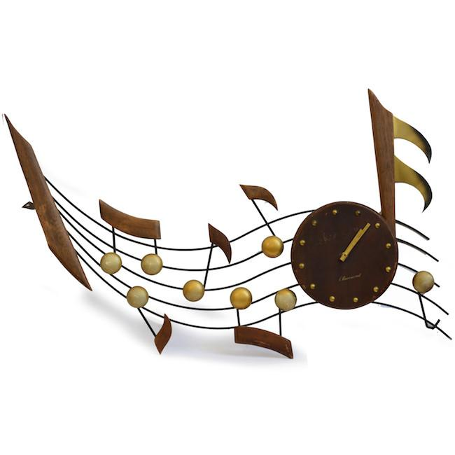 Ravencrest Musical Motif 1963