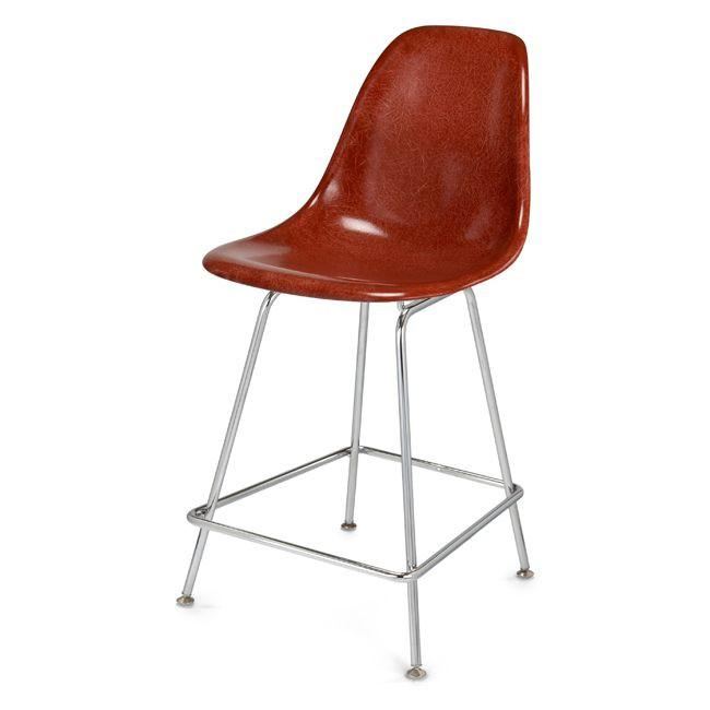 H-Base Counter Stool Base - Side Shell