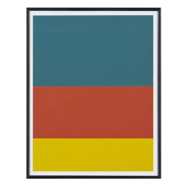 "100-256 3-Color Teal (11.5"" x 14.5"")"