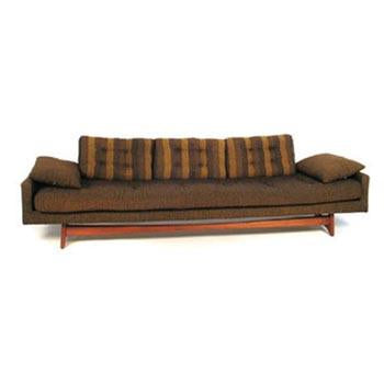 Danish Sofa - Brown