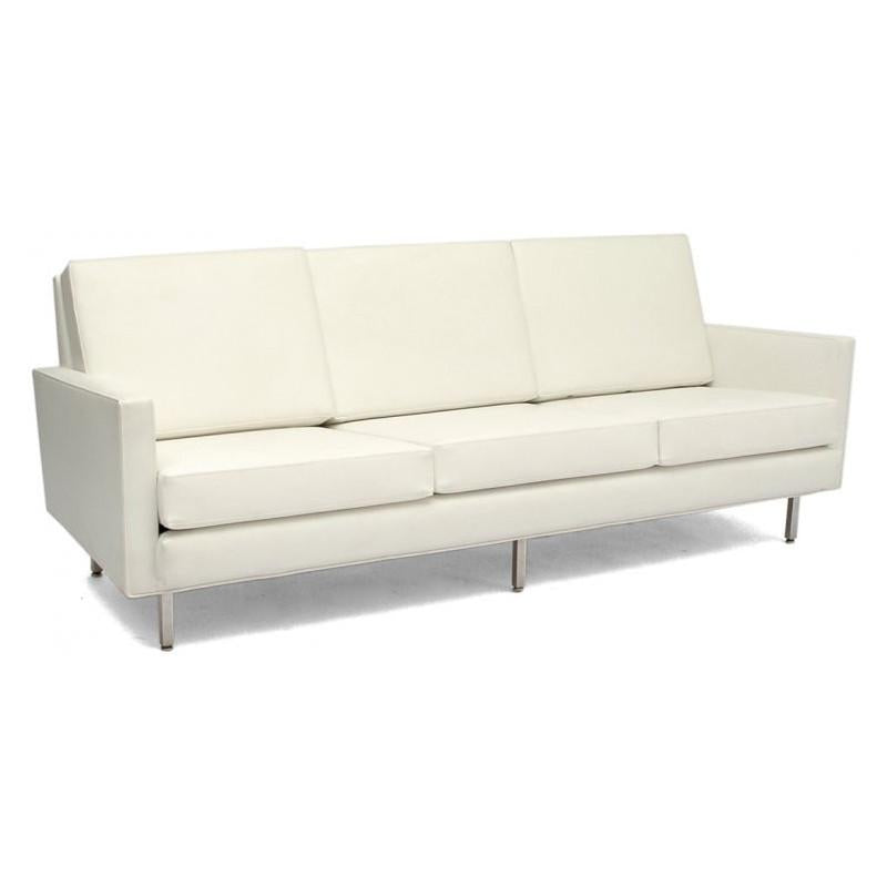 Case Study Sofa White