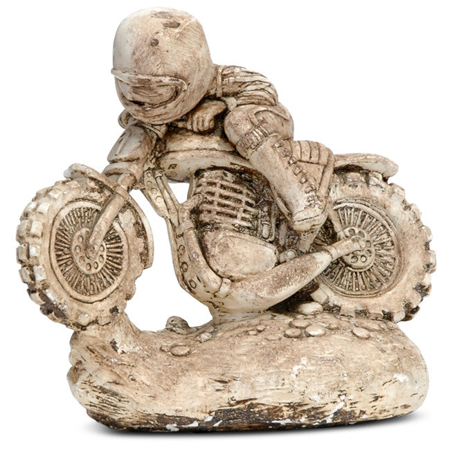 Motorcycle Statue