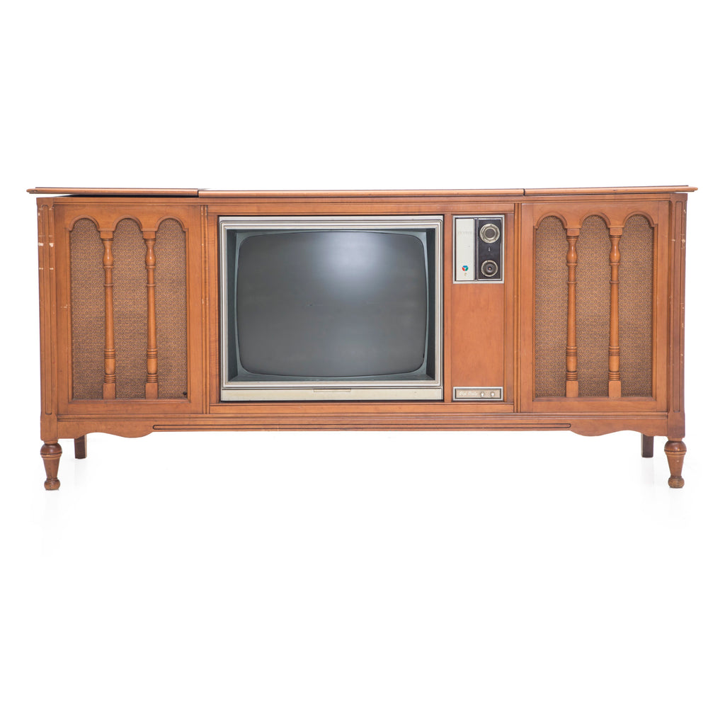 Media Center TV With Stereo