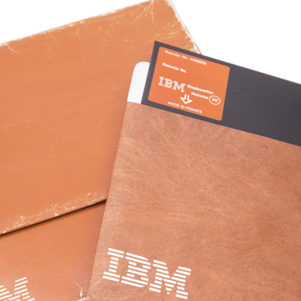 IBM  Diskette Packaging