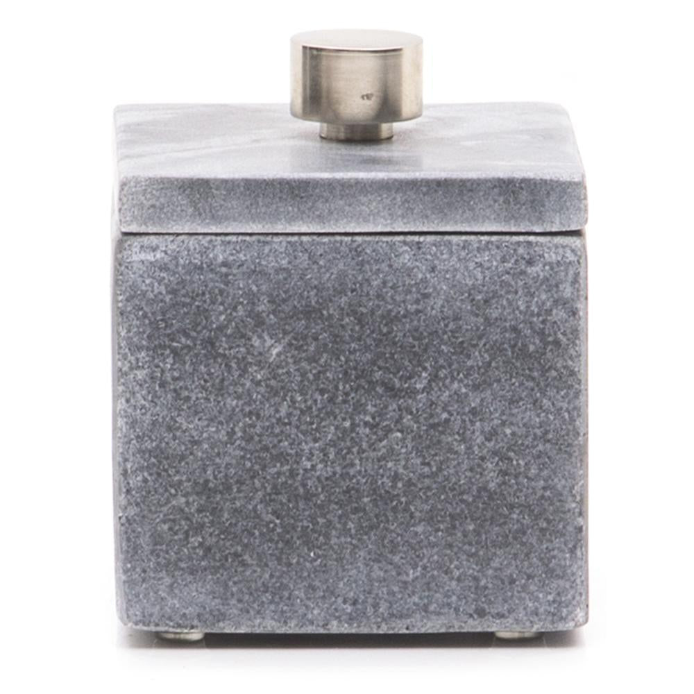 Grey Marble Decretive Box
