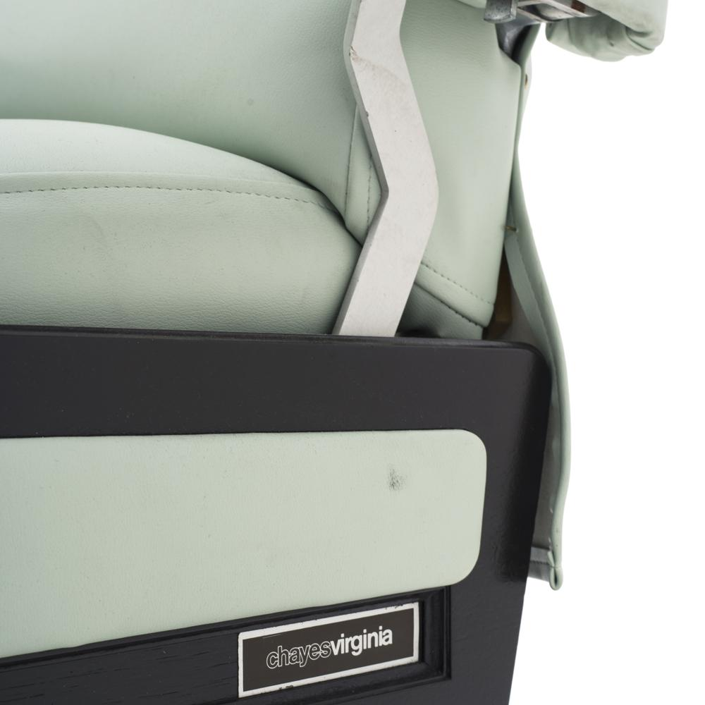 Mint Green Beauty Salon Chair