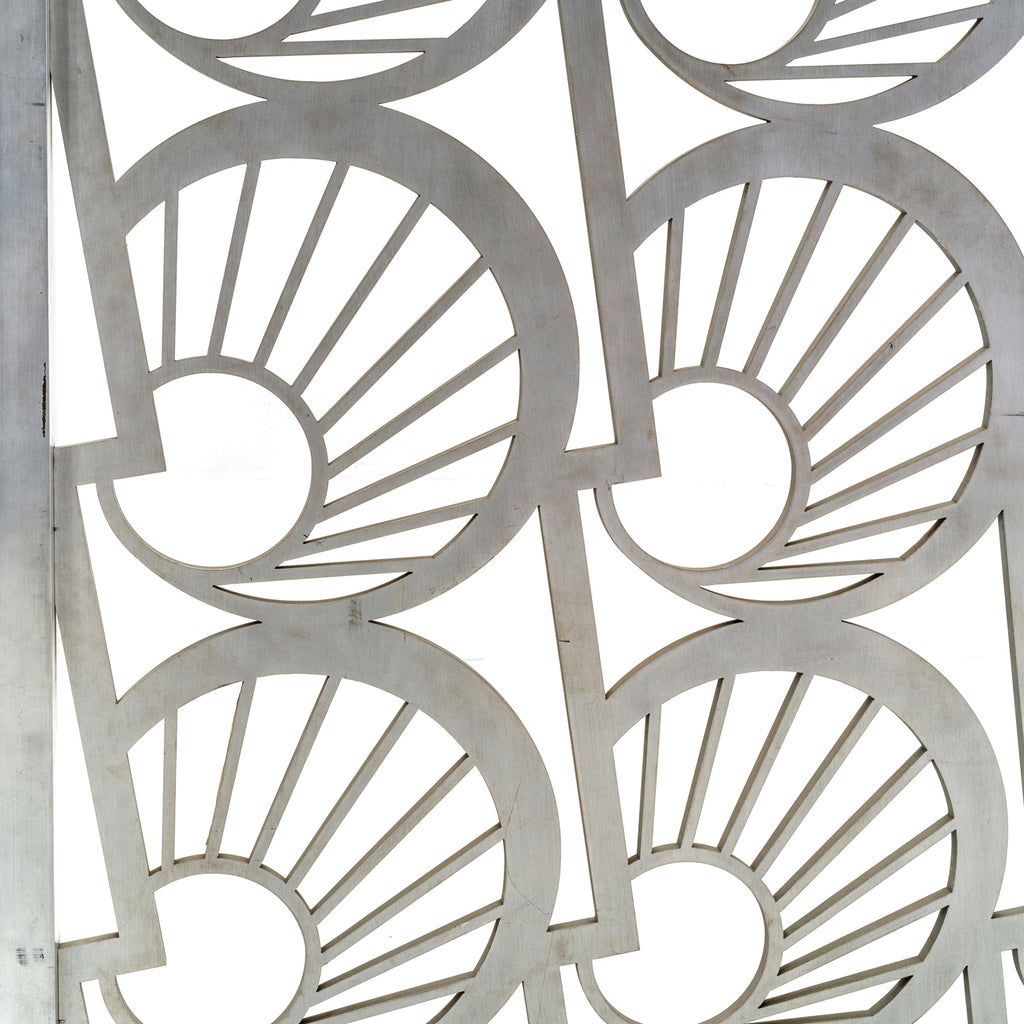 Art Deco Steel Divider Screen