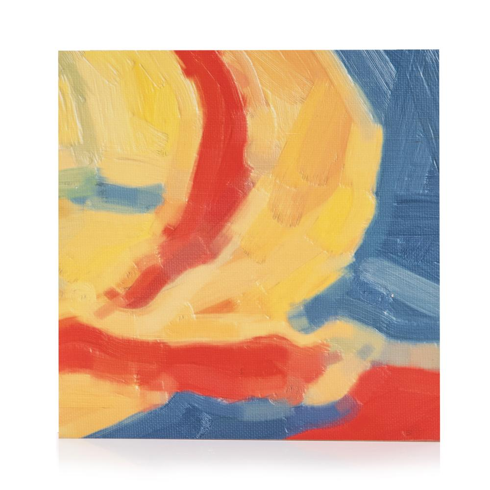 "100-809 Red Yellow Blue D (12"" x 12"")"