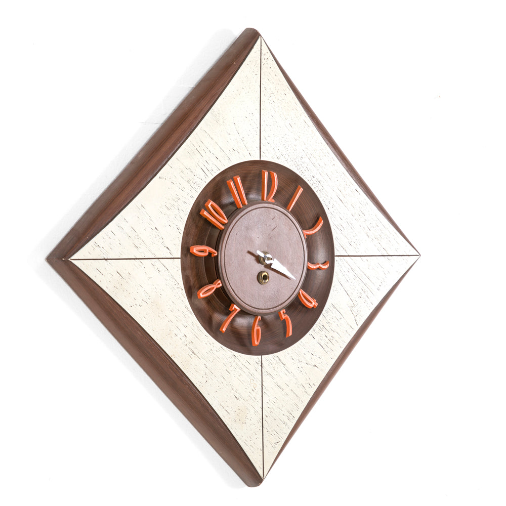Burwood Productions Wall Clock