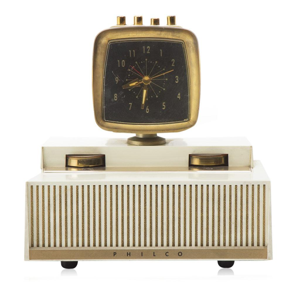 Philco II - Tan Radio