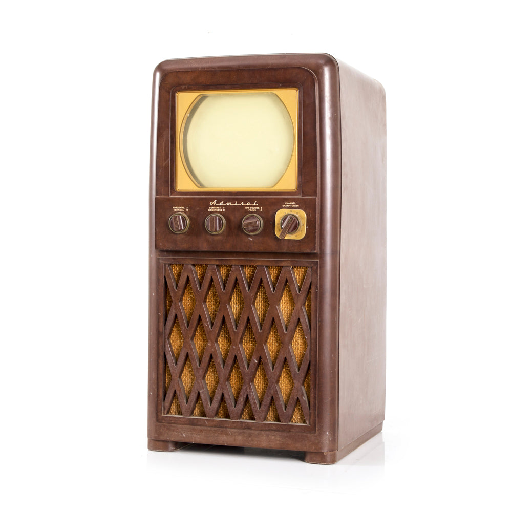 Admiral Vintage Television