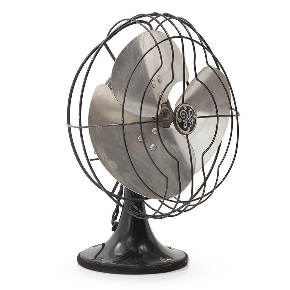 GE Table Top Fan - Black