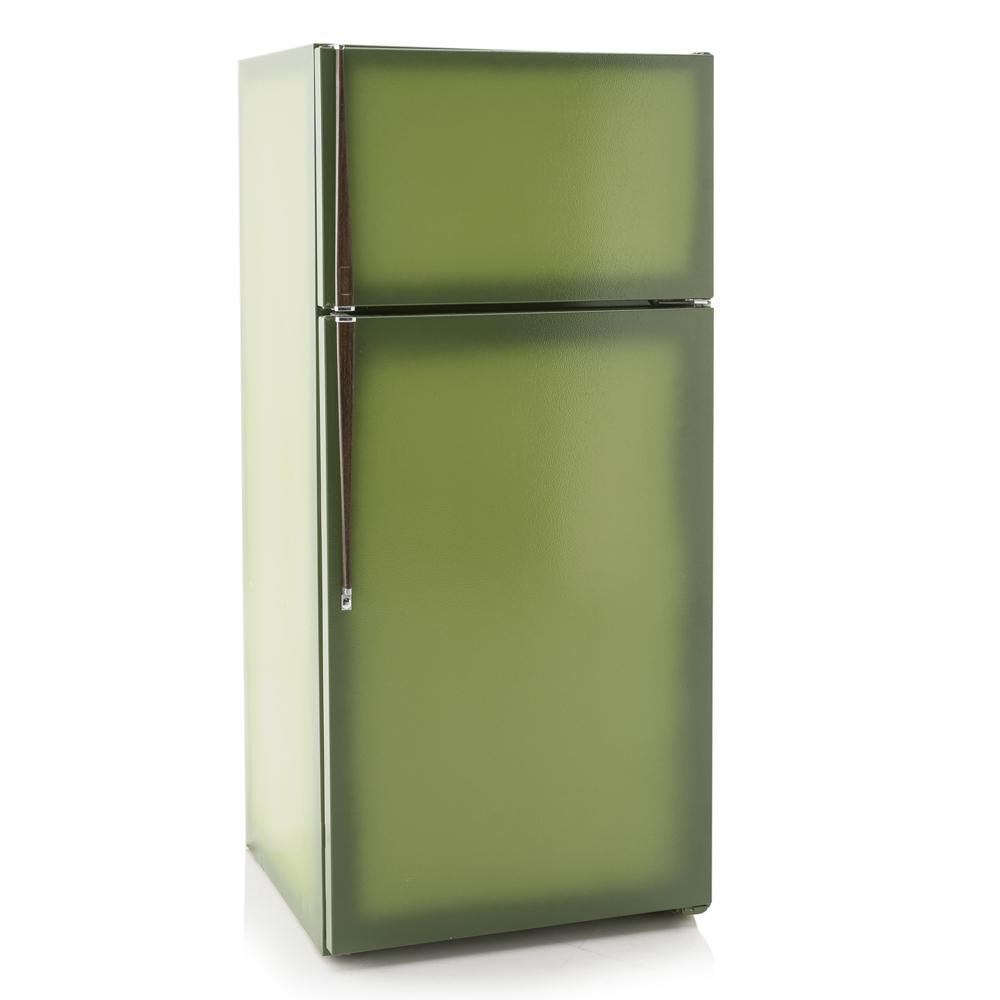 Ombre Refrigerator - Green