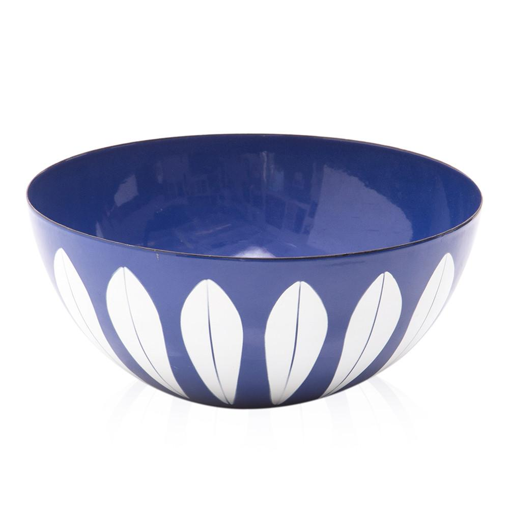 Blue Cathrineholm Bowl (Part of Set)