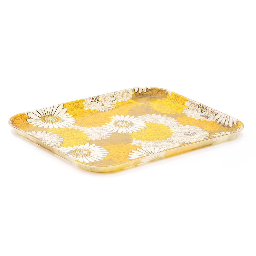 Multi Colored Graphic Serving Trays