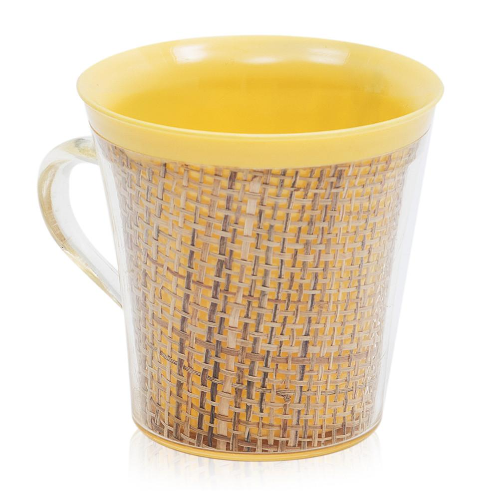 Bamboo Mug - Yellow