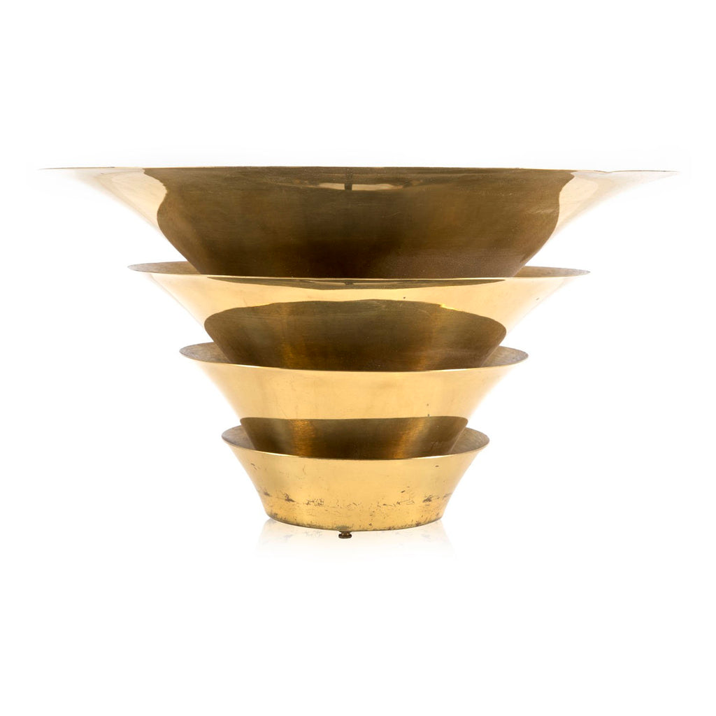 Gold Diffuser Wall Sconce