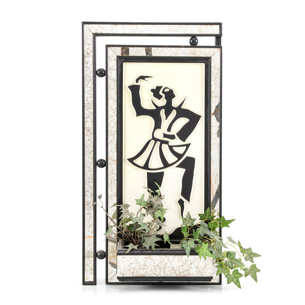 Dancing Woman Wall Mirror