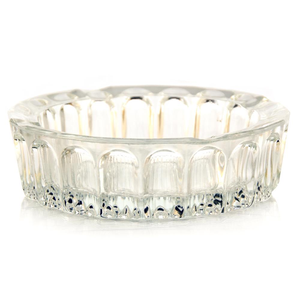 ClearArched Glass Ashtray