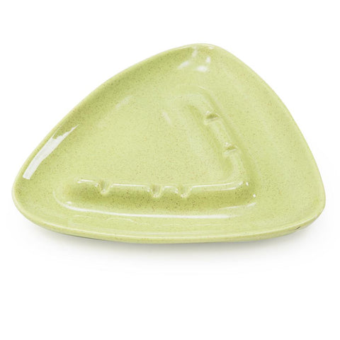 Avocado Green Ashtray
