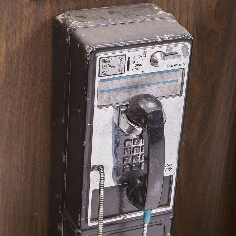 Payphone and Wall Booth