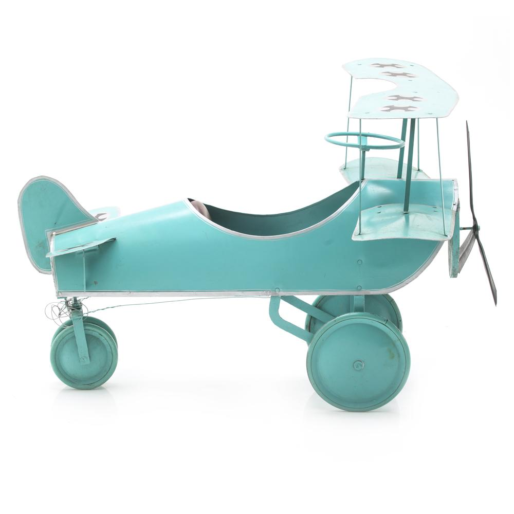Blow Toy Airplane