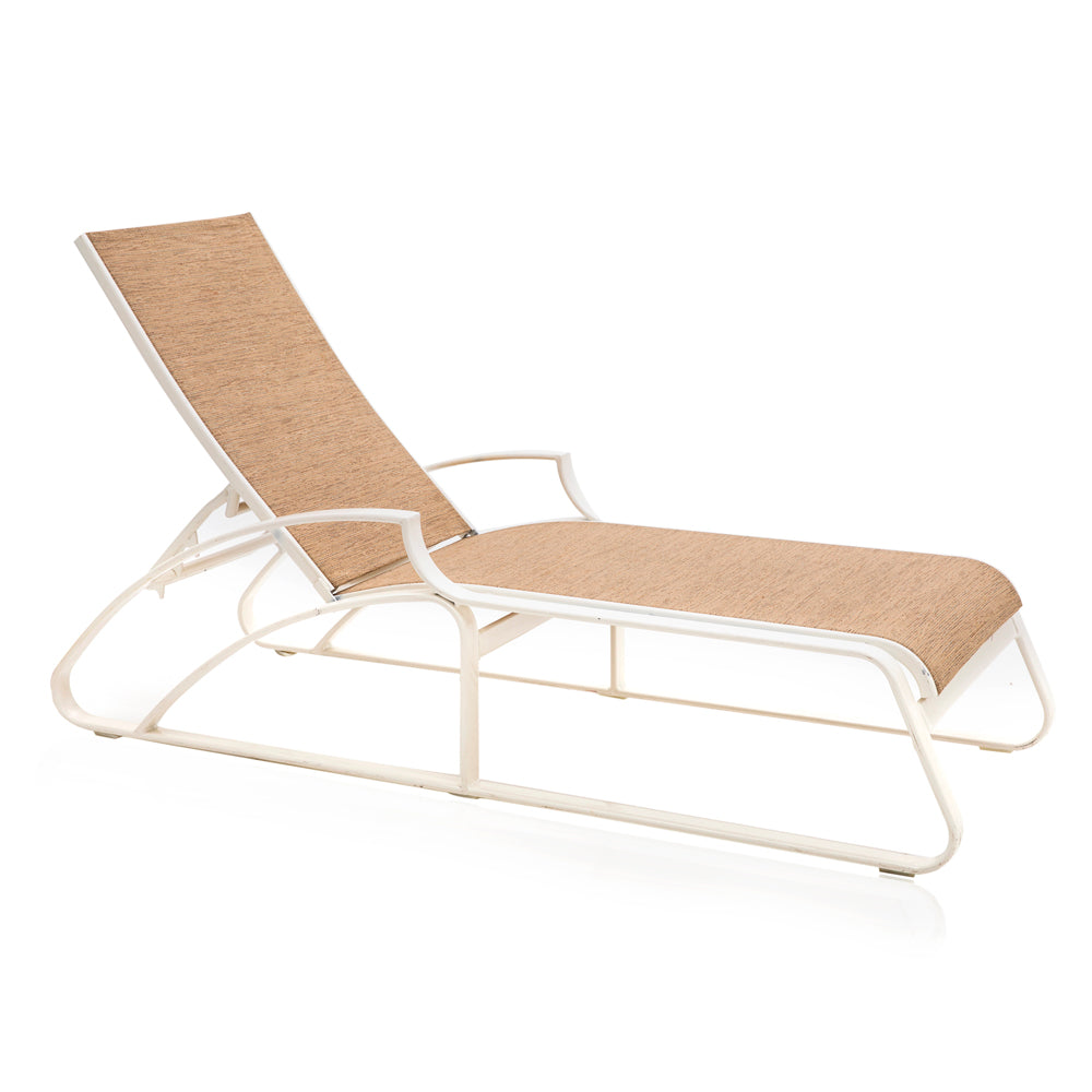 Sand Outdoor Chaise