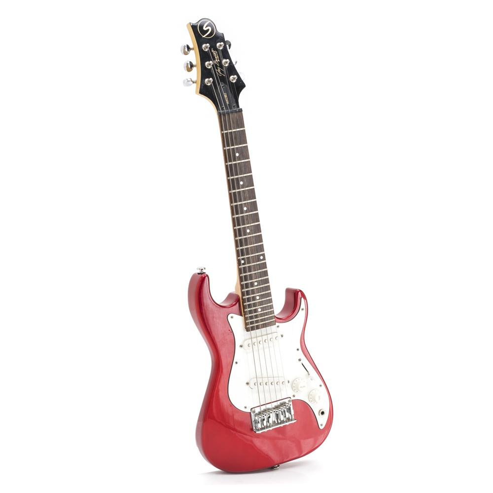 Red Greg Bennet Electric Guitar