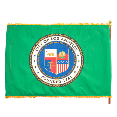 City of Los Angeles Green Flag