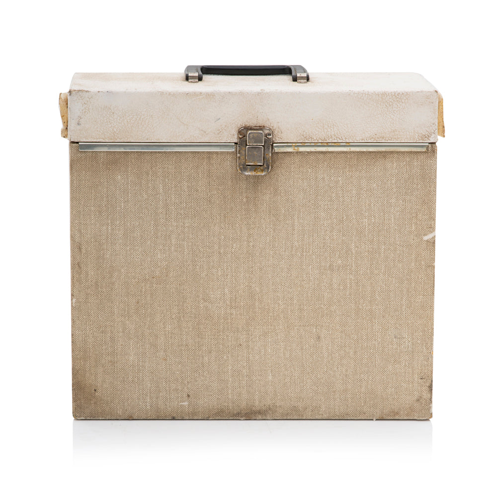Tan LP Carrying Case