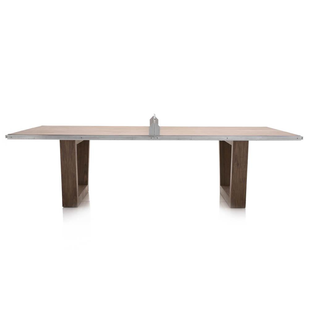 Contemporary Table Tennis Table