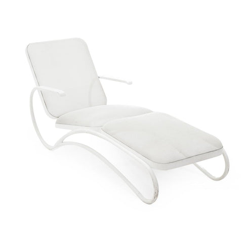 Woodard Mesh Chaise