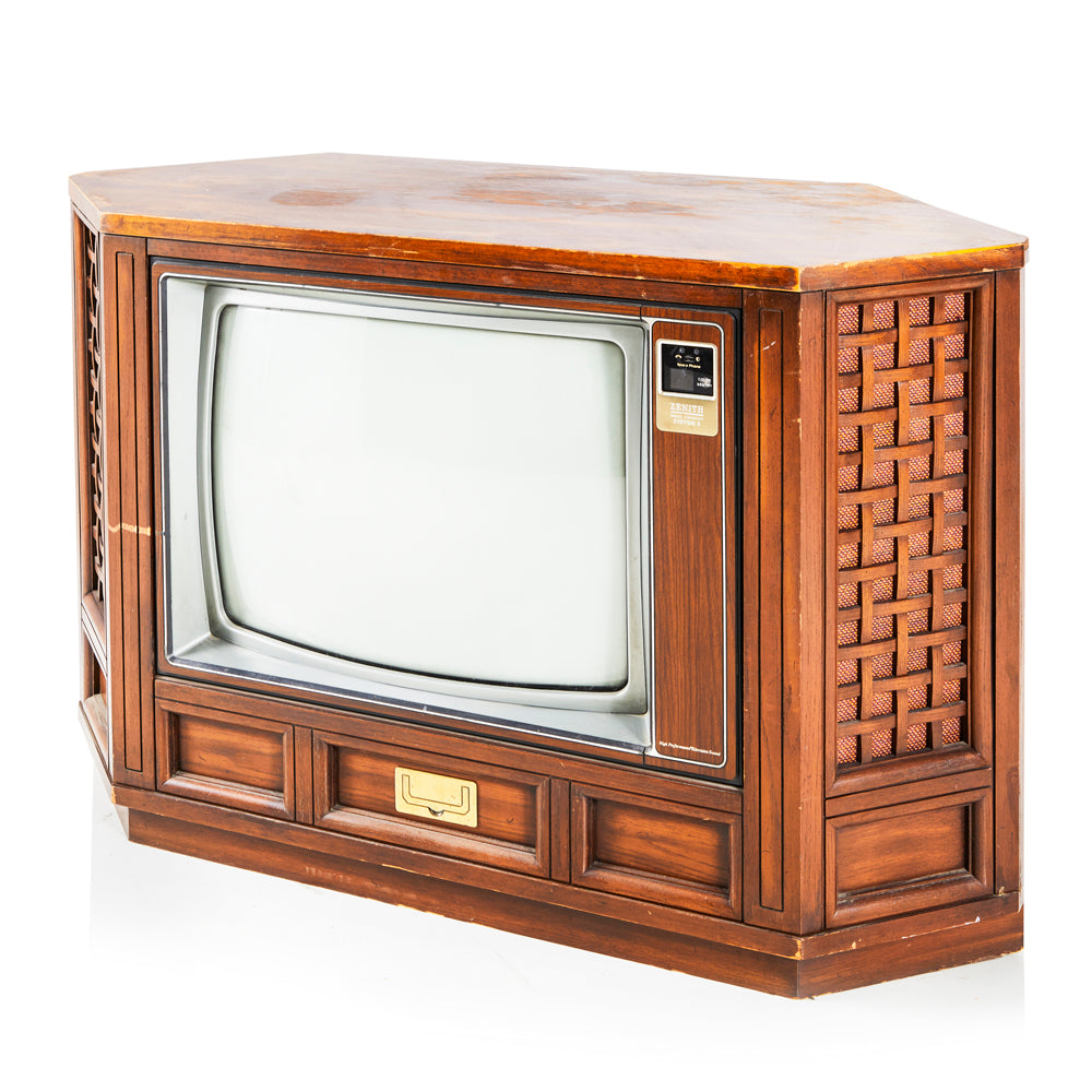 Zenith Space Command Vintage Television