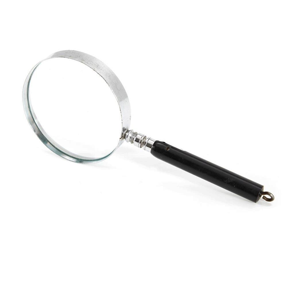 Black BFA Magnifying Glass