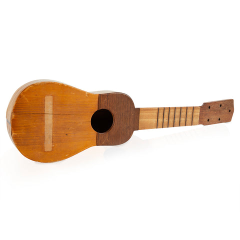 Brown BFA Wooden Ukulele