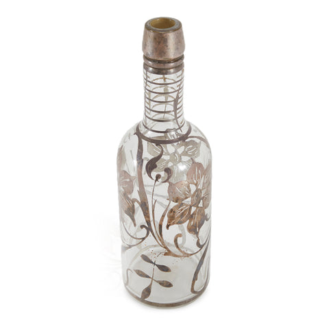 Glass BFA Floral Bottle Vase