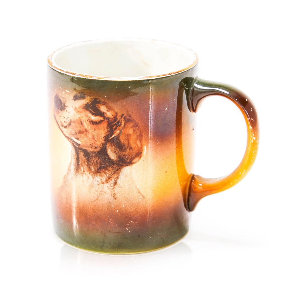 Brown BFA Puppy Mug