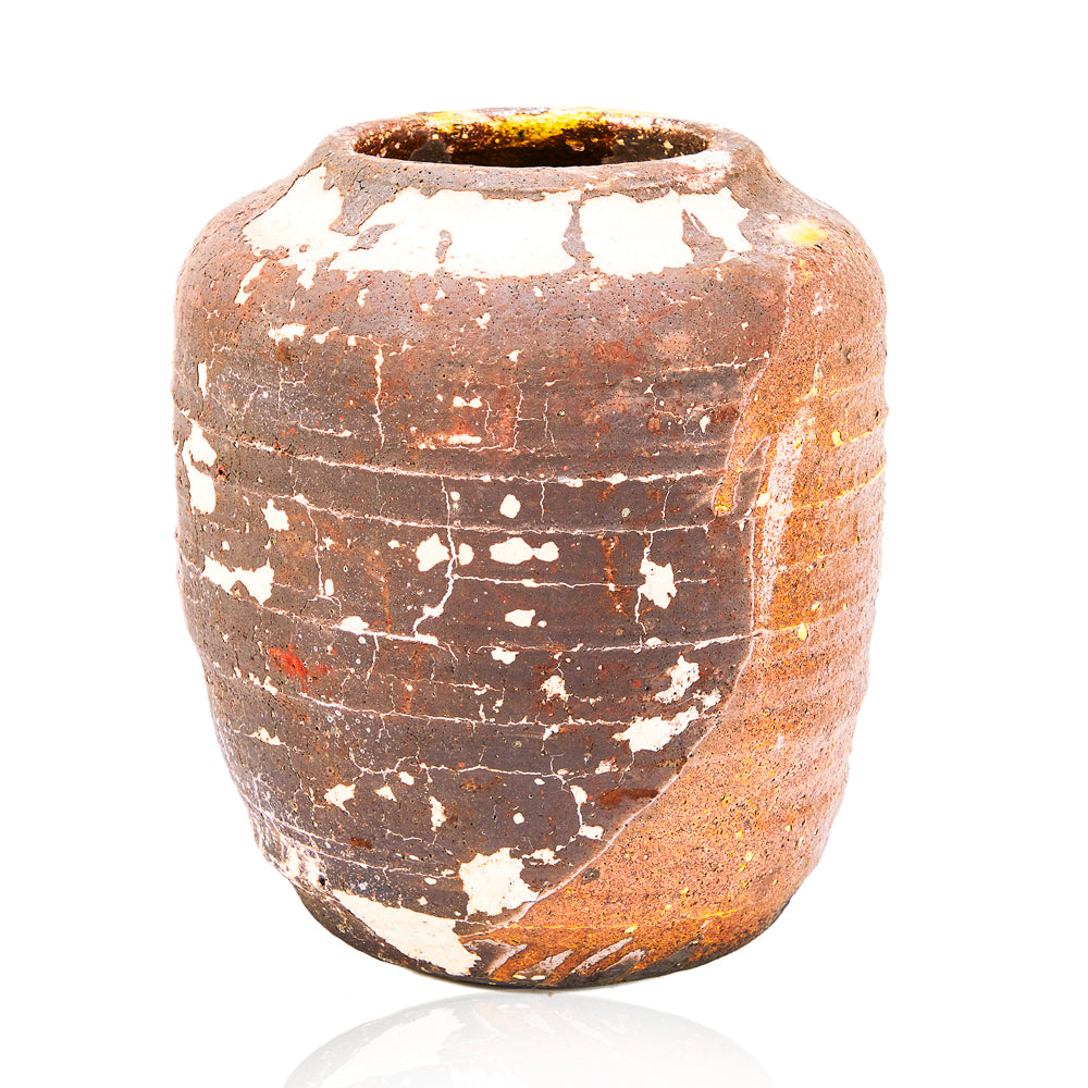 Brown BFA Vintage Ceramic Vase