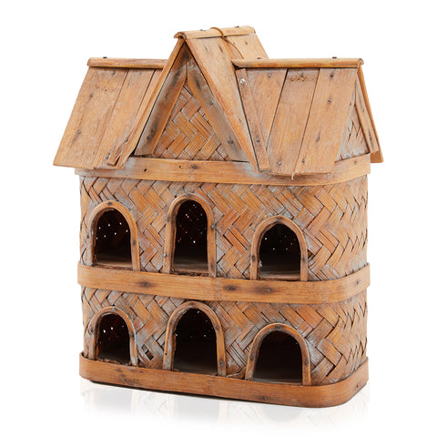 Brown BFA Wicker House Decor