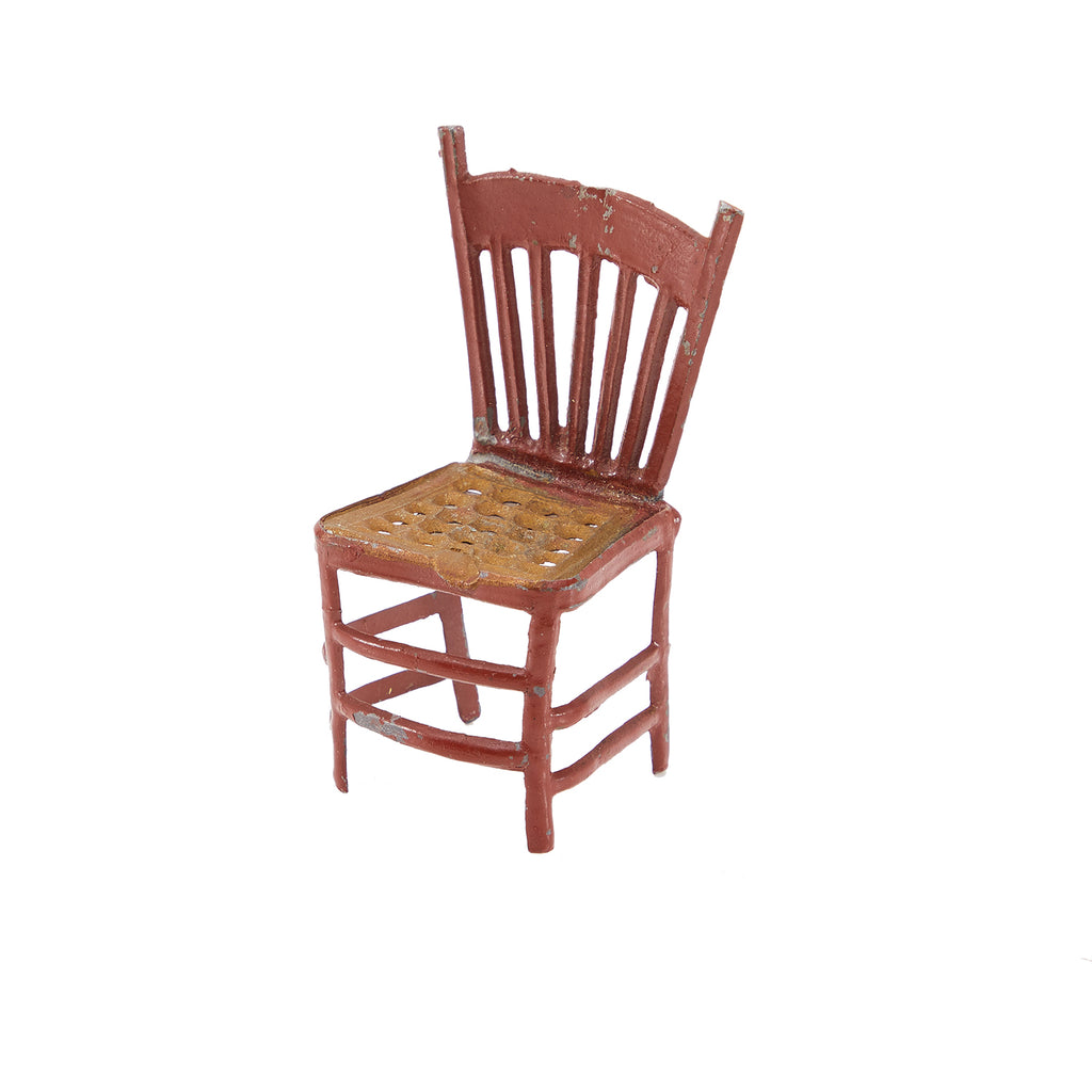 Red BFA Miniature Chair