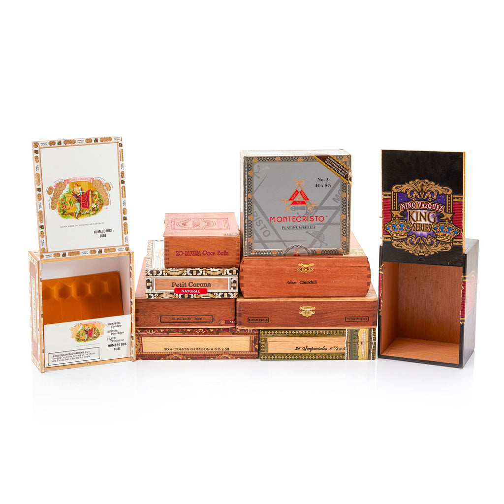 Black BFA 'Niño Vasquez' Cigar Box