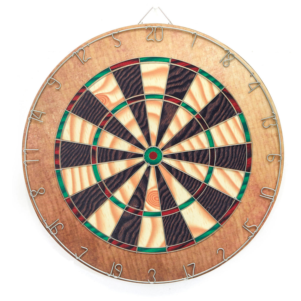 Brown BFA Dartboard