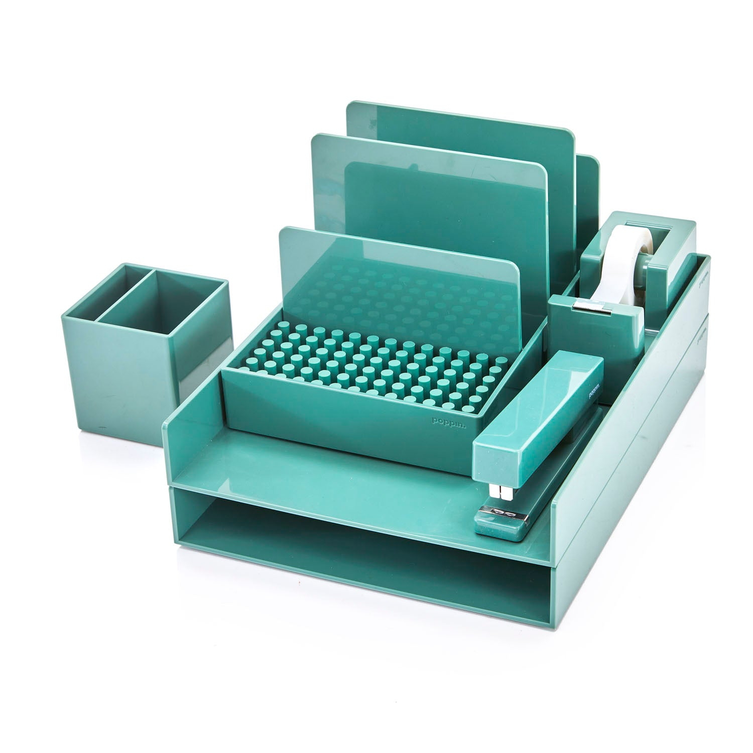 Green Paper Tray