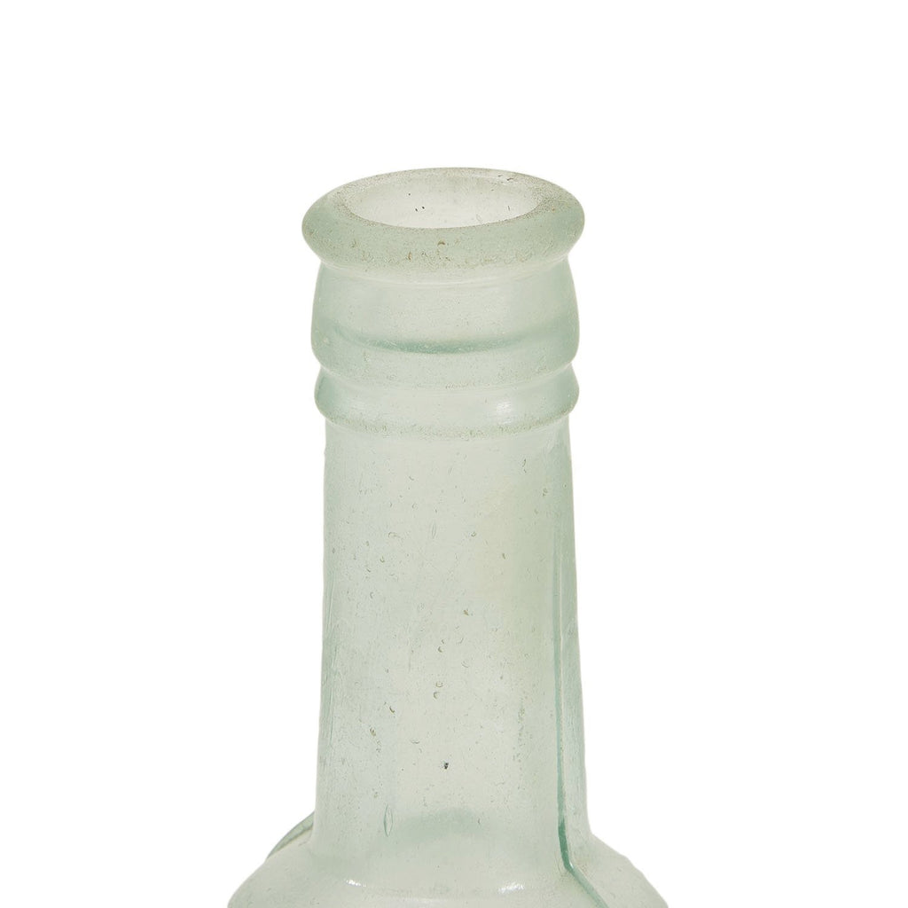 Glass BFA Vintage Drink Bottle