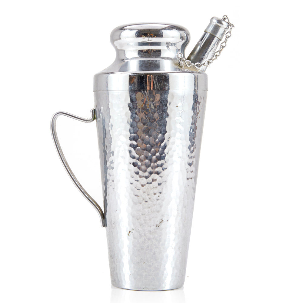 Chrome Cocktail Shaker