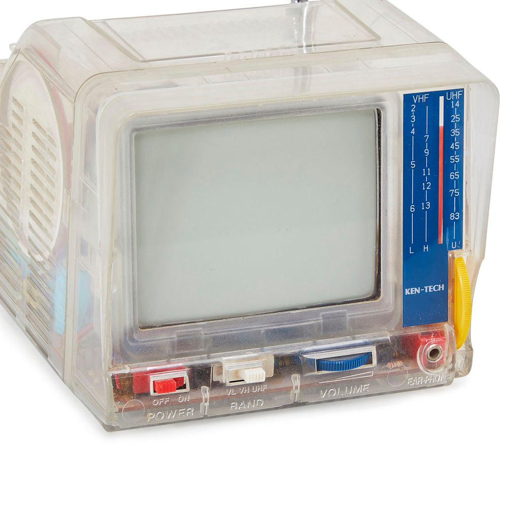 Ken-Tech Portable See-Through Television