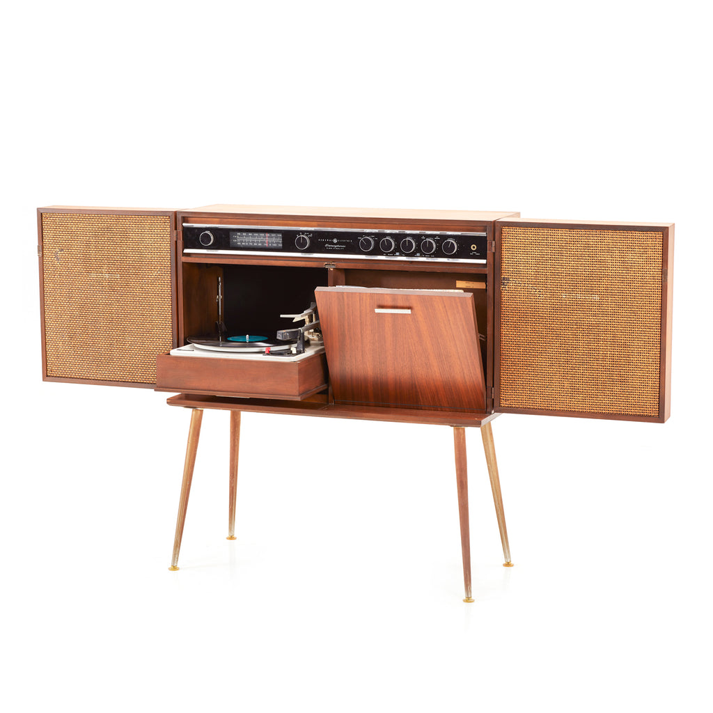 GE Stereophonic Cabinet