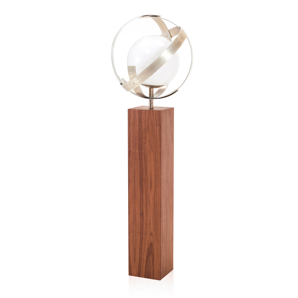 Globe Contemporary Floor Lamp