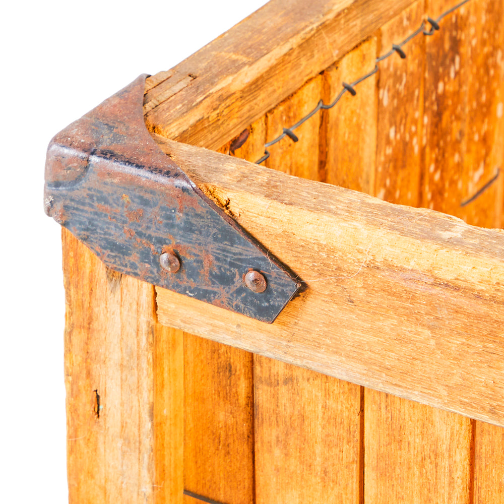 Old Wooden Crate