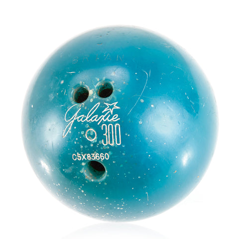 Blue Galaxie Bowling Ball